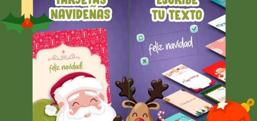Crear y enviar tarjetas de Navidad gratis