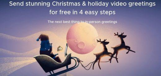 Vídeo mensajes de Navidad personalizados