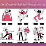 Colección de ilustraciones gratuitas
