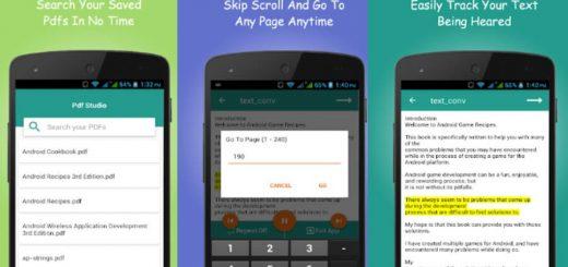Escuchar documentos PDF en Android gratis