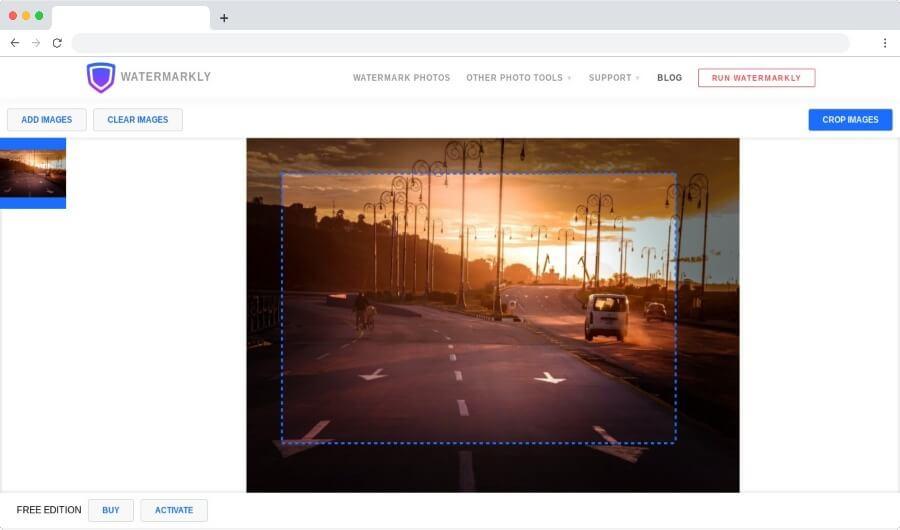 Herramienta web para cortar fotos online de forma sencilla y gratuita