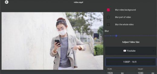 Blur Video Online
