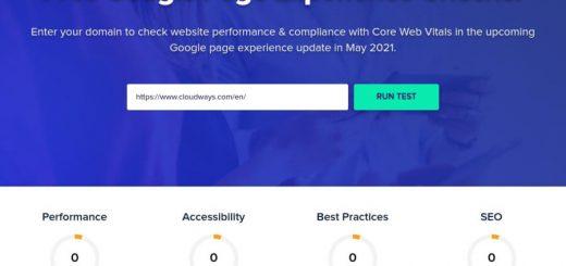 Análisis del rendimiento y cumplimiento con Core Web Vitals