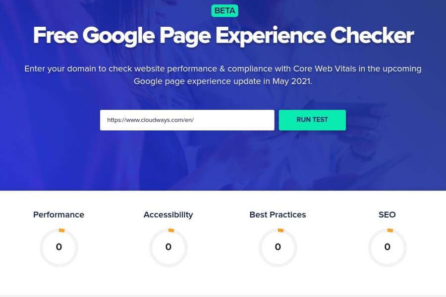 Análisis del rendimiento y cumplimiento con Core Web Vitals de tu sitio