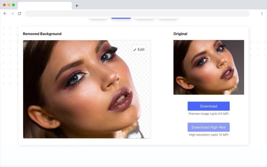 BackgroundCut: herramienta web para eliminar el fondo de las imágenes