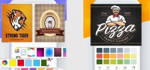 Crear logos en Android con Logo Maker