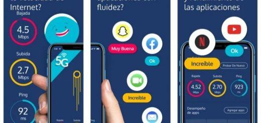 Prueba de velocidad en smartphone con Meteor