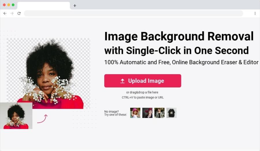 Image Cutout: herramienta gratuita para eliminar el fondo de imágenes