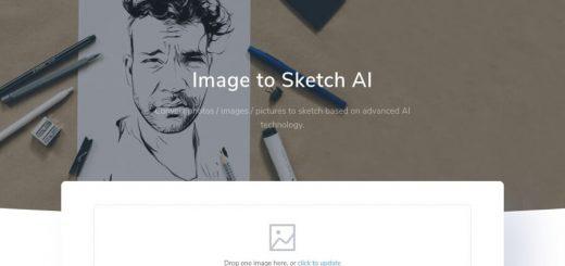 Image to Sketch AI