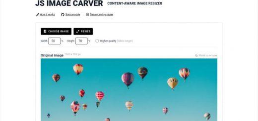 JS Image Carver