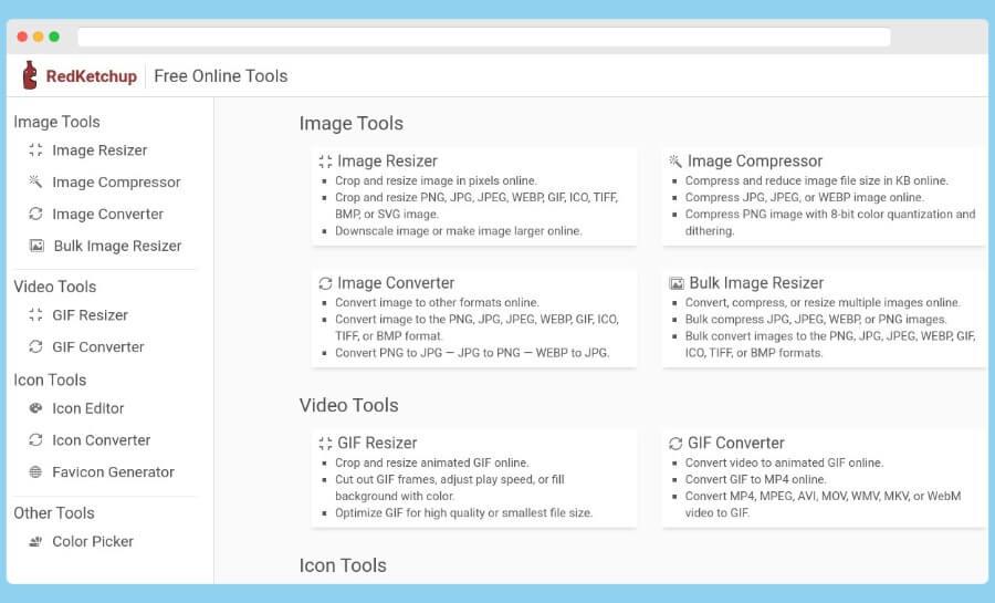 RedKetchup: 10 herramientas online y gratuitas para editar imágenes