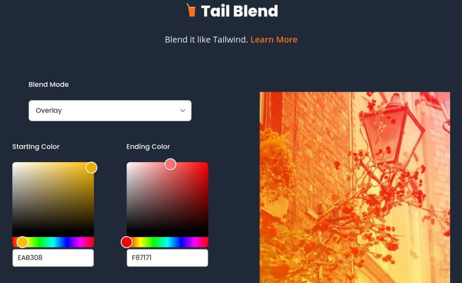 Tail Blend: da a tus fotos un aspecto espectacular con un par de clics