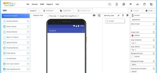 Android Builder