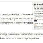 Cambiar tamaño del texto en Chrome