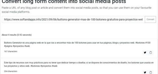 Social Media Post Generator