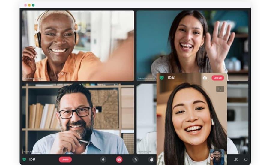 Crewdle: una plataforma para videoconferencia segura y ecológica